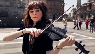 Design Your Own Park Home Minimal Beat Lindsey Stirling Original Song Via Violin