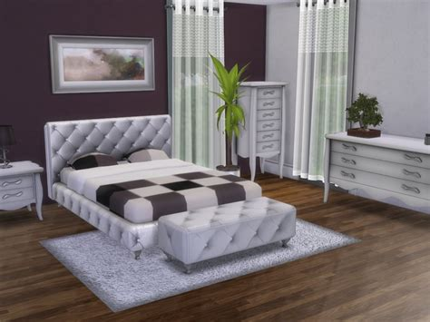 sims 4 schlafzimmer spacesims emir bedroom
