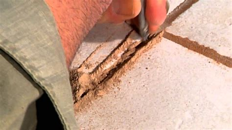 Floor Tile Repair How Do I Repair A In Tile Grout Ceramic Tile Repair