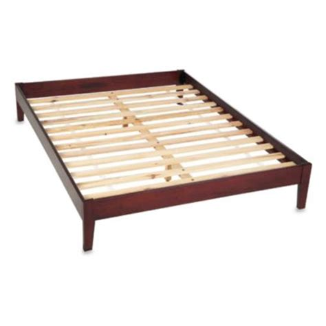 bed frame bed bath and beyond buy platform beds from bed bath beyond