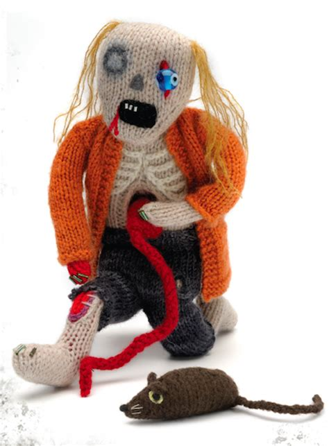 pattern zombie halloween knitting patterns in the loop knitting