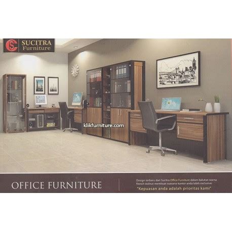 Meja Kantor Sucitra mts 275 meja tulis 1 2 biro kantor sucitra sale