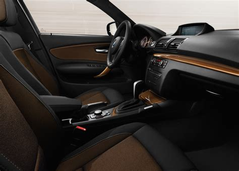 Sensatec Upholstery by 2010 Bmw 1 Series Lifestyle And Sport Editions Autoevolution