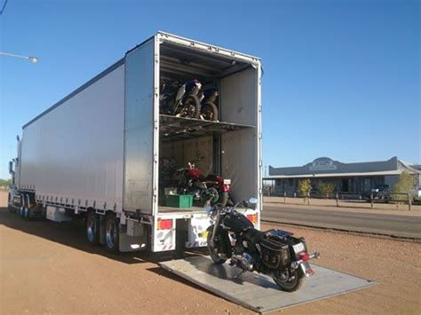 Motorrad Transport Transporter by Bikes Only Specialists In Motorcycle Transport And Shipping