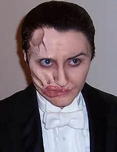 Valentino Phantom of the phantom s wig
