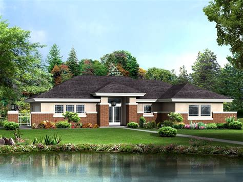 prairie style ranch homes prairie lake contemporary house plan alp 09lj chatham