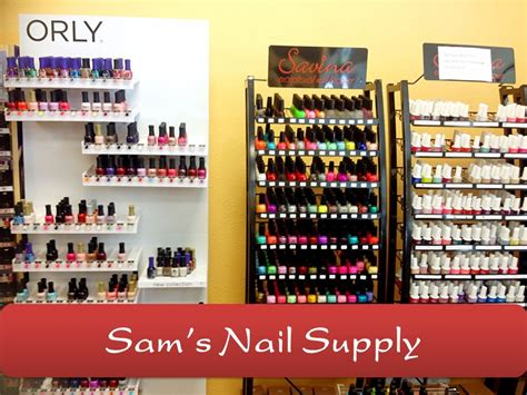 The Nail Store by Chinatown Sam S Nail Supply512 833 7304 Chinatown