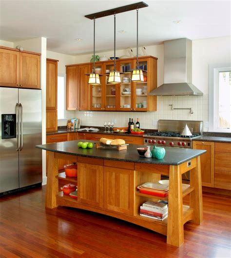 island style kitchen these 20 stylish kitchen island designs will have you