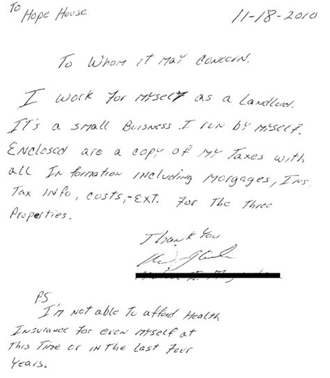 Rental Letter For Welfare welcome to the peon c rochester indymedia