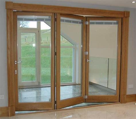 Opening For Bifold Door by Outward Opening Bi Fold Door Timber