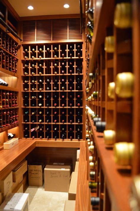 Wine Rack Canada by Canada Home Wine Cellar Project Custom Wine