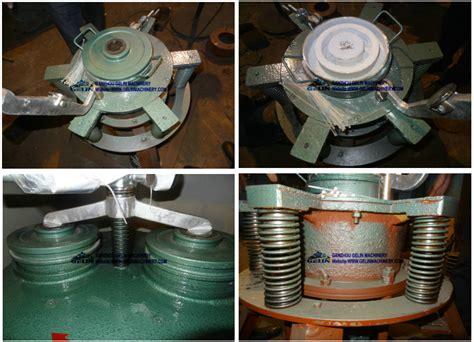 Set Bowl Pulverizer mill machine sealed laboratory sle pulverizer
