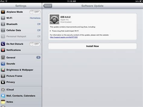 how to pad an how to update os software when you don t see software update in the settings app