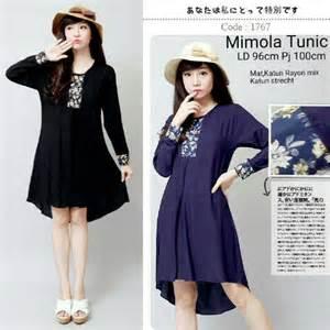 N Dress Minnie Sabrina Kancing dress motif bunga i l o v e f a s h i o n s s