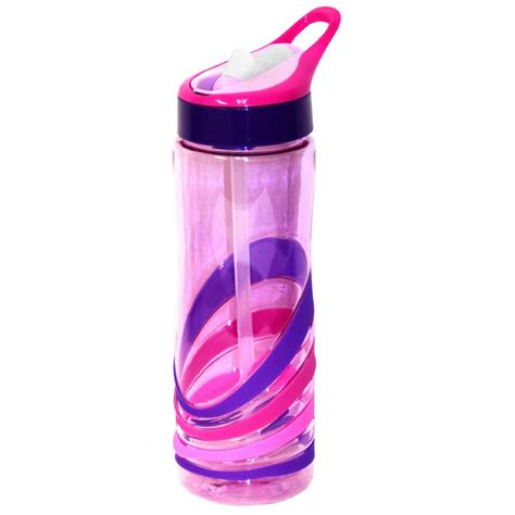 Pink Purple Botol 50ml green canteen 24 oz pink and purple plastic tritan hydration bottle 6 pack ptb 311 pp the
