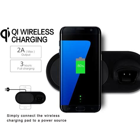 oyama charging station wireless headset phone iphone bakeey qi wirelss charger pad bluetooth headset for iphone