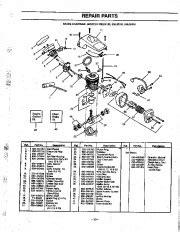 Craftsman 358 351080 358 351160 358 351180 Chainsaw Parts