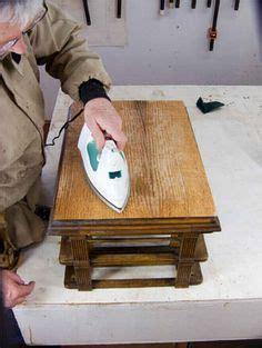 repair veneer table top repairing filling missing or damaged veneer hometalk