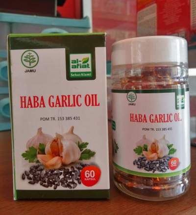 Haba Garlic Gold haba garlic haba garlic habba garlic manfaat habba garlic habba garlic manfaat
