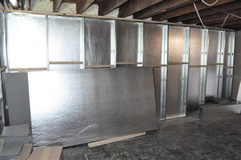insulating basement walls in kirkwood mo