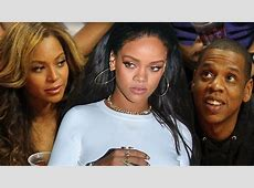 Rihanna Almost Ended Jay Z And Beyonce Marriage, Did Hov ... Jay Z Cheating On Beyonce With Rihanna