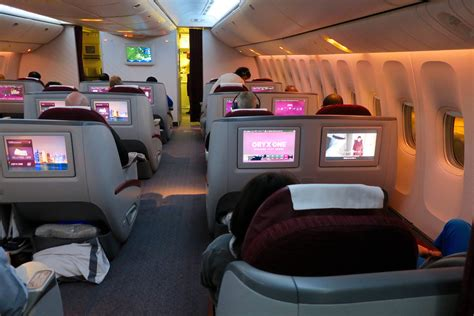boeing 777 cabin layout qatar airways business class 777 overview qr714 houston