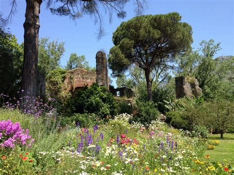 garden of ninfa enchanting picturesque and naturally