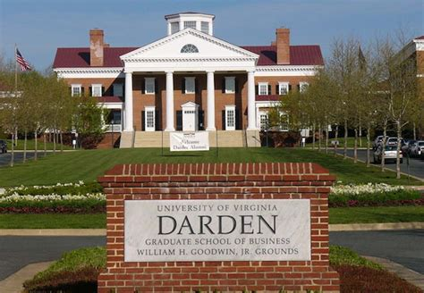 Deferred Admission Mba Programs by Uva Darden S Deferred Admit Option For Undergrads