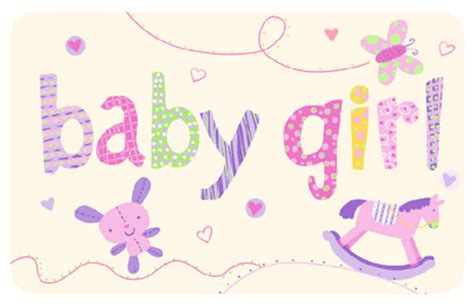 free printable greeting cards new born baby best wishes on your baby girl greeting card