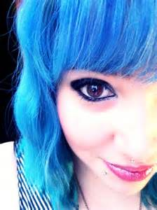 turquoise color hair manic panic shocking blue and turquoise hair colors ideas