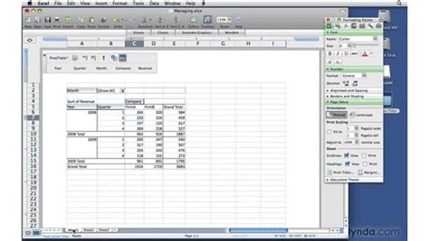 tutorial excel mac 2008 pivot table in excel mac 8 tips and tricks you should