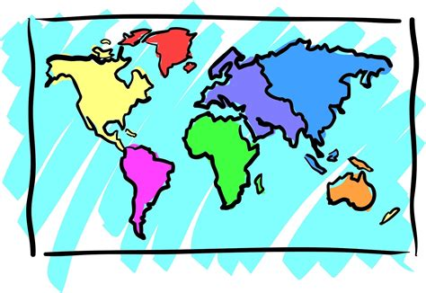 printable geography images geography clipart art pencil and in color geography