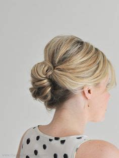 easy sexy updos for shoulder length hair 1000 ideas about medium length updo on pinterest fine