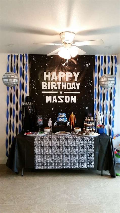 geeky star wars party ideas youll love shelterness