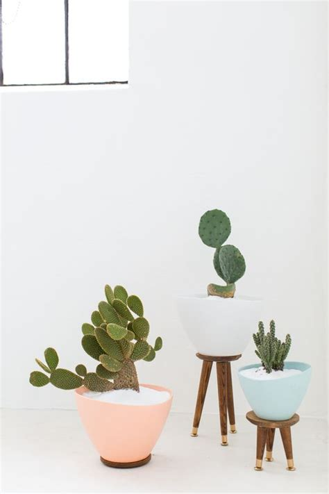 mid century planter 39 best mid century modern plants stands images on home ideas plant pots and chairs