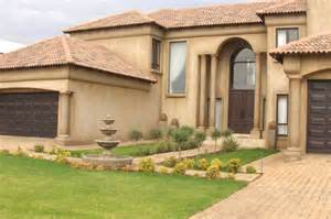 Tuscan House Design Beautiful Double Storey House Plans South African Double