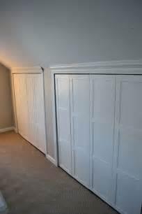 closet idea can do this to existing closet with divider