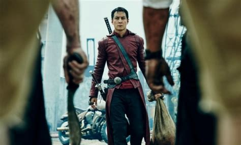into the badlands tv show on amc canceled or renewed into the badlands season 2 release news amc renewed for