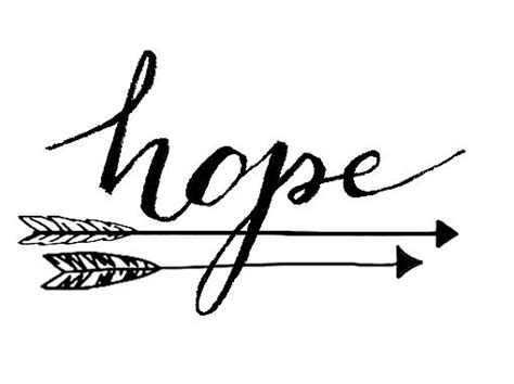 the word hope tattoo designs 102 best images about one word on purple