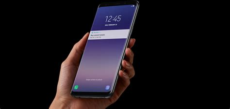 Samsung Galaxy S8 Second Global meet samsung s8 with new assistant bixby