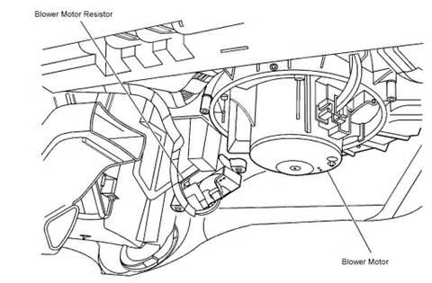 blower motor resistor 2005 chevy malibu chevrolet malibu blower motor resistor location get free image about wiring diagram