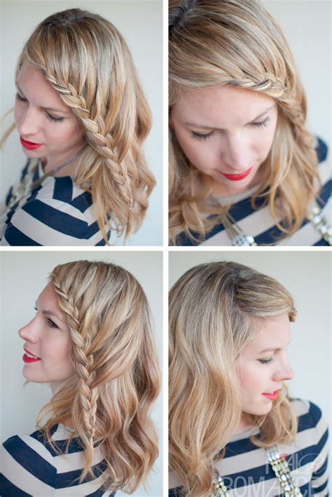 howtodo a twist in thefringe step by step step by step french braid fringe hairstylegalleries com