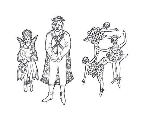 nutcracker mouse king coloring pages www imgkid com