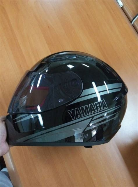 Helm Cargloss 1 jual helm cargloss yamaha vixion all size