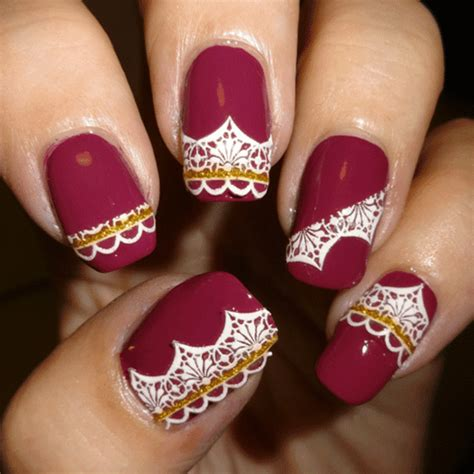 Exemple Ongle by Modele Ongles Decoration Dootdadoo Id 233 Es De