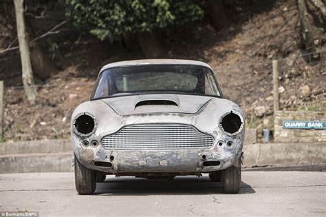 Aston Martin Restoration 1962 Aston Martin Db4 On The Market For 163 220 000 Daily