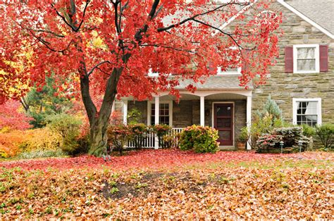 fall house fall home security tips circle city security systems inc
