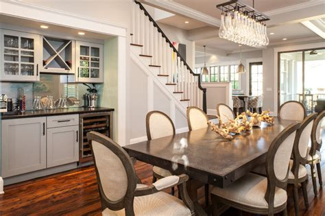 craftsman dining room design ideas remodels photos with historic whole house renovation dining room