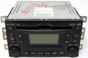Mitsubishi Radio 2005 2006 Mitsubishi Outlander Factory Infinity 6 Disc