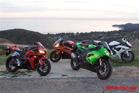 honda r600 2009 supersport shootout suzuki gsx r motorcycle forums
